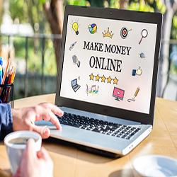 کسب درآمد از اینترنت با ۷ راه پولساز و بدون نیاز به سرمایه