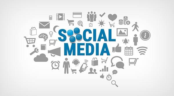 استفاده از 40 شبکه اجتماعی